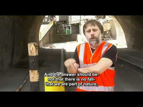Slavoj Žižek in Examined Life (2008) -- English subtitled