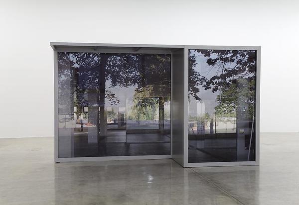 Sabine HORNIG  Verspiegelter Raum / Mirrored Room   2011