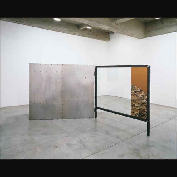 Sabine HORNIG  Blechhuette / Tin Hut  2006