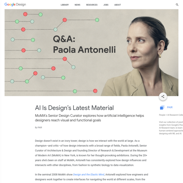 AI Is Design's Latest Material