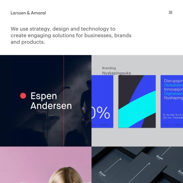 Larssen & Amaral - Design Consultancy