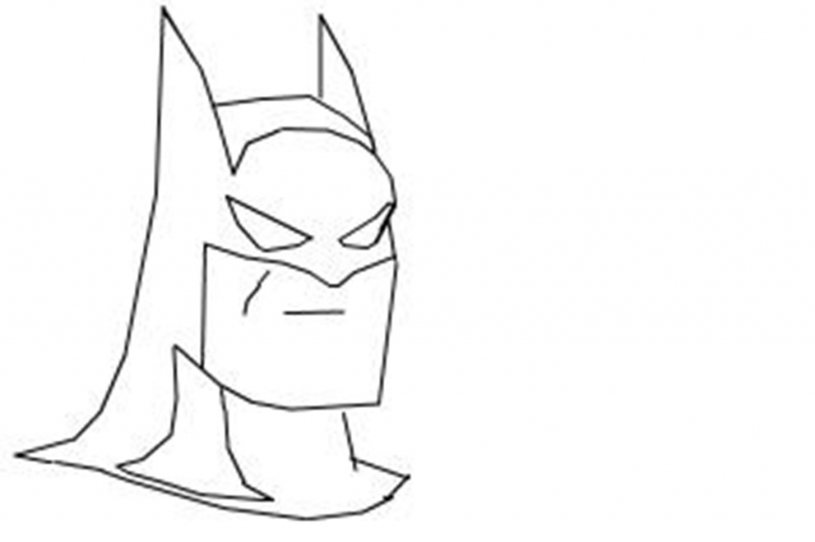 Are Na Batman Easy Drawing Batman Drawing Best Images Collections