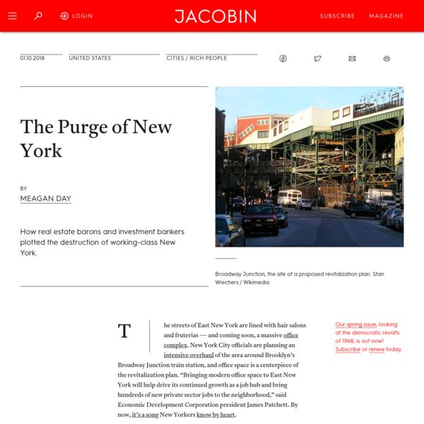 The Purge of New York