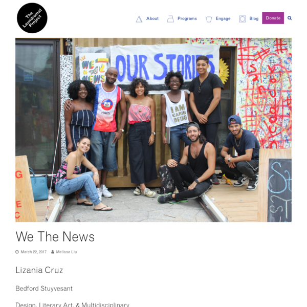 In the midst of an era fueled by generalizations and incendiary rhetoric, how do we share immigrant stories in a way that is reflective and representative of their complexity and humanity? We the News aims to amplify these unique stories...