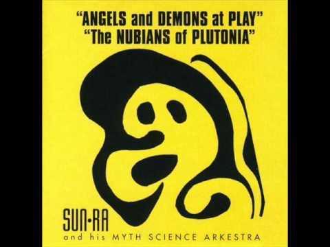 Sun Ra - Plutonian Nights.