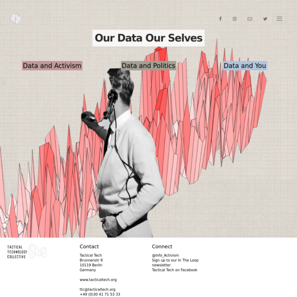 Our Data Our Selves