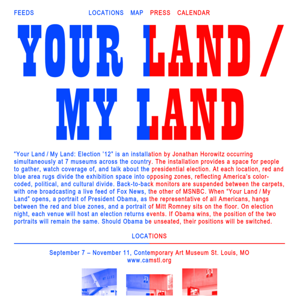 Your Land/My Land