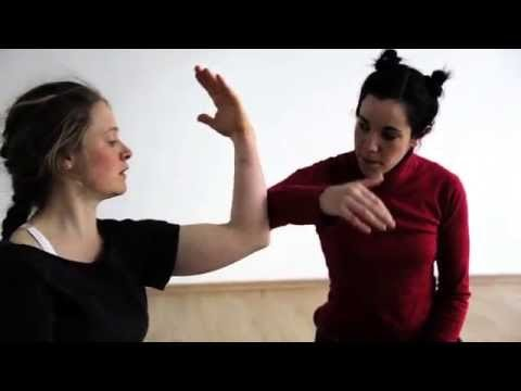 the point of contact - contact improvisation