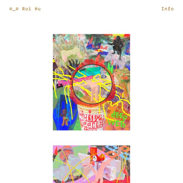 the rooms - Rui Hu 胡芮