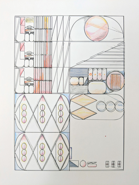 Untitled Nested Composition 1