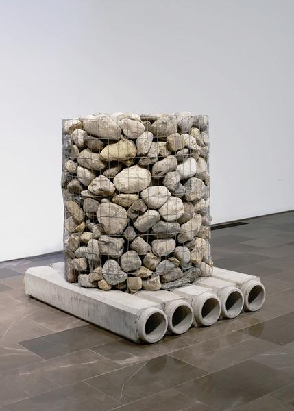 Charles Harlan, Rocks, 2013