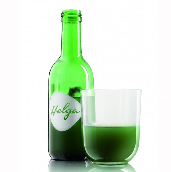 Seaweed chlorella drink