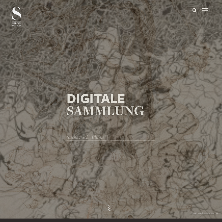 Digital durch 700 Jahre Kunstgeschichte schlendern mit der Digitalen Sammlung des Städel Museums.