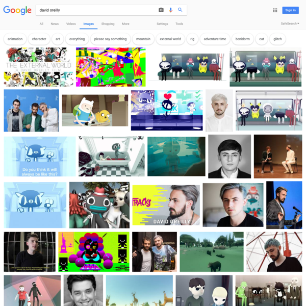 david oreilly - Google Search
