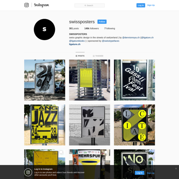 SWISSPOSTERS (@swissposters) * Instagram photos and videos