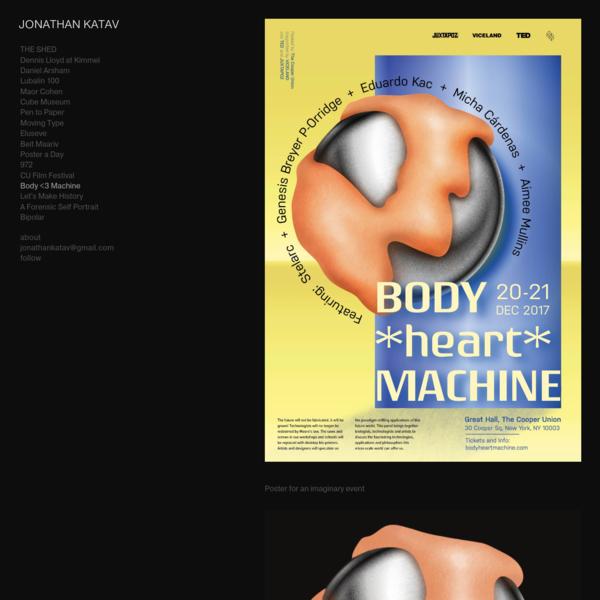 Body <3 Machine