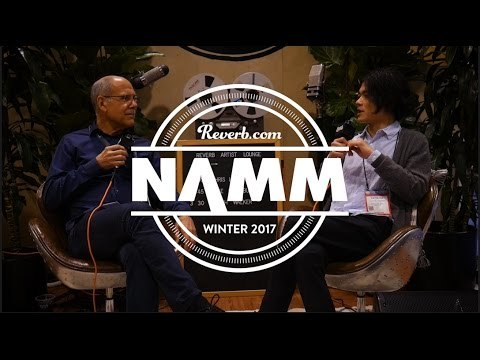 Dave Smith is a living legend of synthesizer design. Tatsuya Takahashi is a new kid on the block stirring things up with hits like the Korg Minilogue. We brought these two synth designers together at our NAMM booth this year to chat about design, influence, and the current synth landscape.
