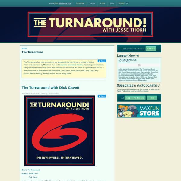 The Turnaround | Maximum Fun