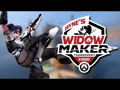For his birthday Jayne wanted to host a tournament. He decided on a Widow Free for All with some of the best Widow players from around the world. See who will be crowned as the best and take home the $500 grand prize! Hope you enjoy and thanks for watching!