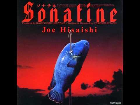 Sonatine I (Act of Violence) - Joe Hisaishi (Sonatine Soundtrack)