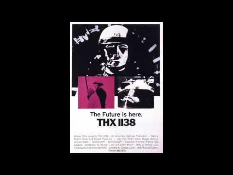 Lalo Schifrin : THX 1138 (Full Soundtrack)