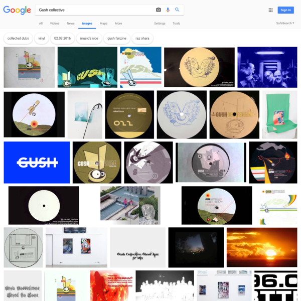 Gush collective - Google Search