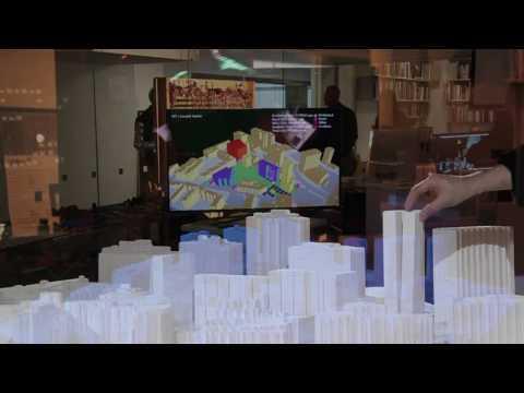 MIT CityScope PlayGorund system: CityScope Platform for Algorithmic Zoning and Urban Design By Ariel Noyman MIT SA+P SmarchS Thesis: https://dspace.mit.edu/handle/1721.1/99301