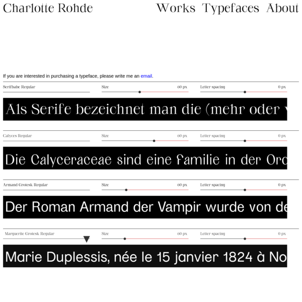 Charlotte Rohde