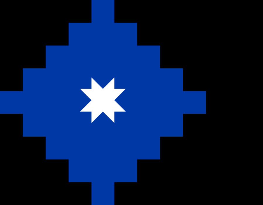Lautaro flag, Mapuches, Chile