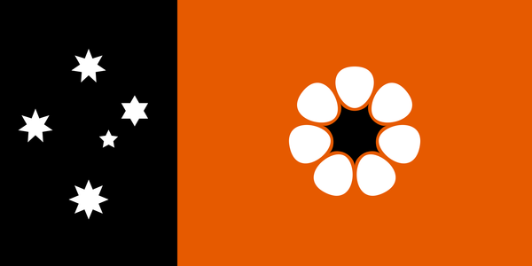 Flag of the Northern Territory, Australia