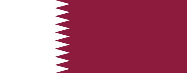 https://commons.wikimedia.org/wiki/File:Flag_of_Qatar.svg https://en.wikipedia.org/wiki/Flag_of_Qatar