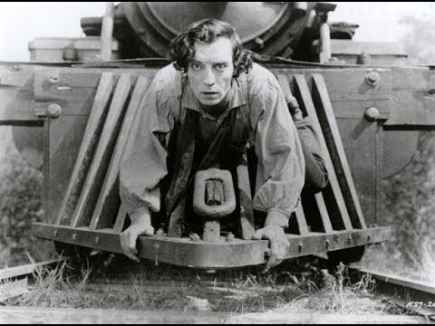 Buster Keaton - The General (1926)