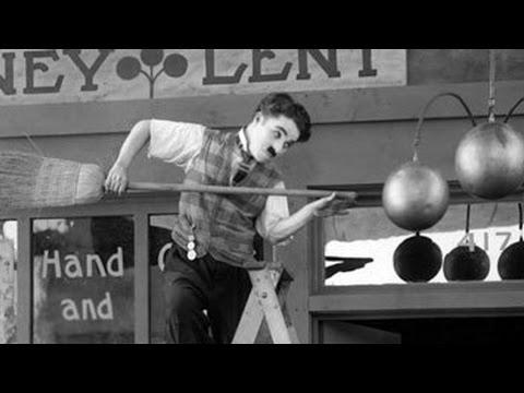 Charlie Chaplin - The Pawnshop full movie HD, 1916