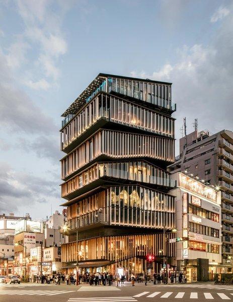 """""""Kengo Kuma's Architecture of the Future"""""""