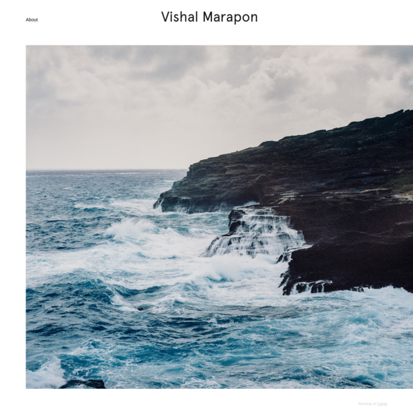 Vishal Marapon