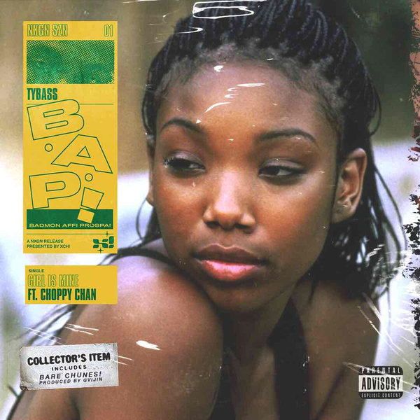 TyBass - Girl Is Mine