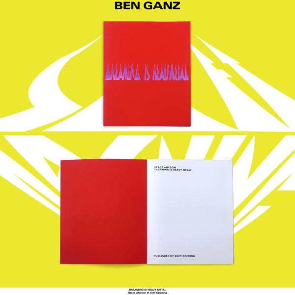 Ben Ganz is a Swiss-born, New York-based Designer.