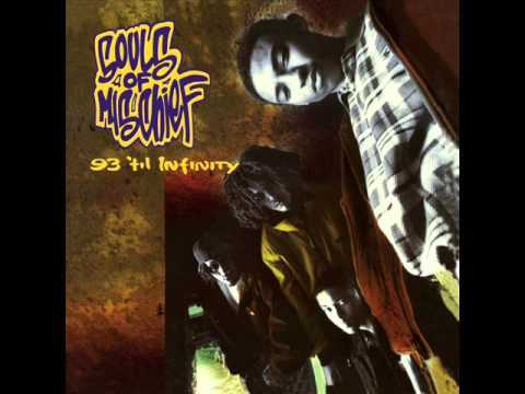 "© 1993 Jive Records off tha 1993 Hip-Hop Klassic ""93 'Til Infinity"", by Souls of Mischief."
