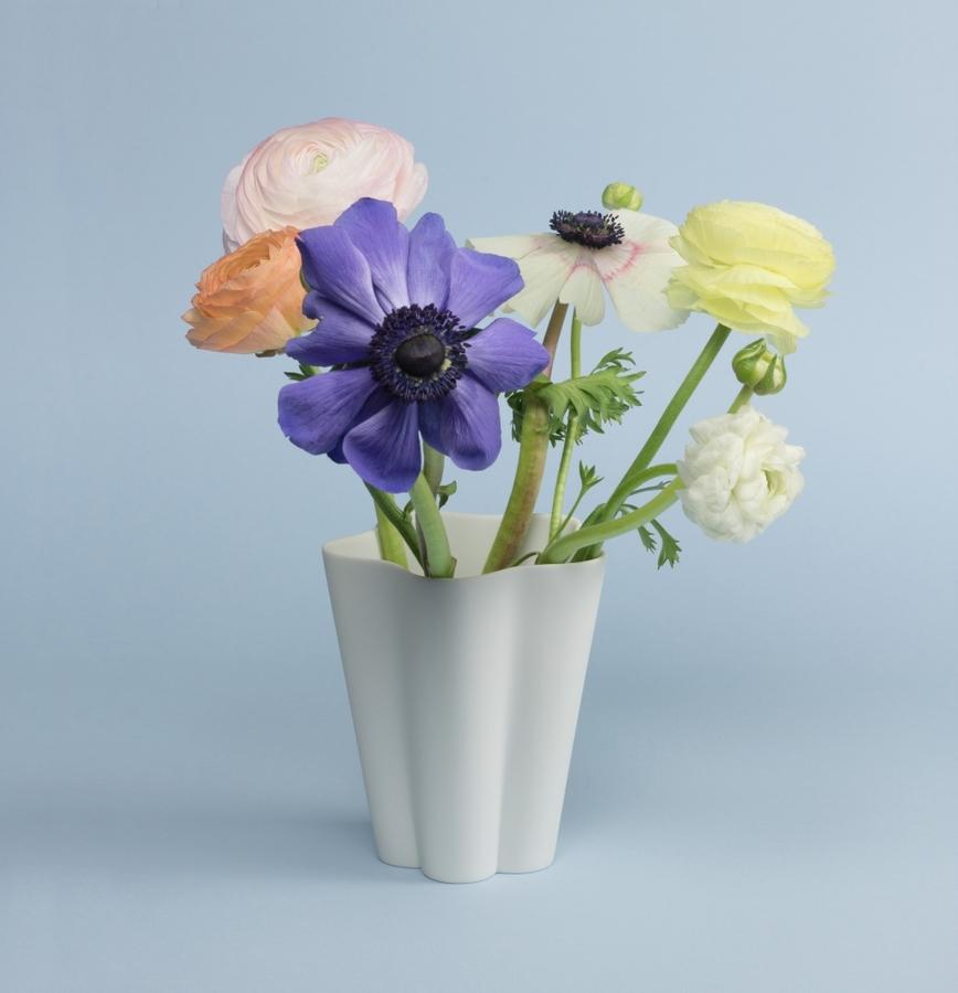 Iris vase by Clara von Zweigbergk for Hay