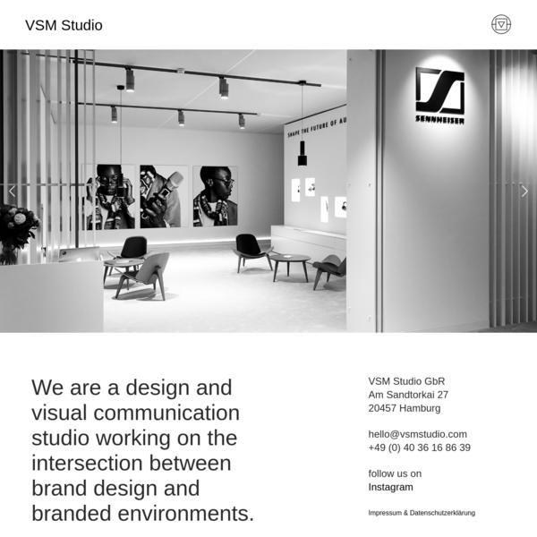 VSM Studio
