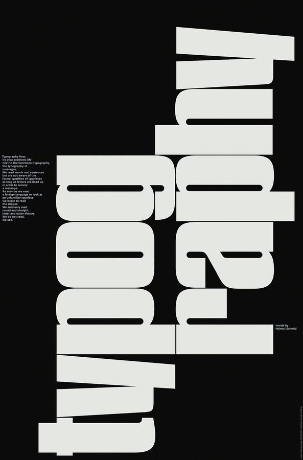 typography seen