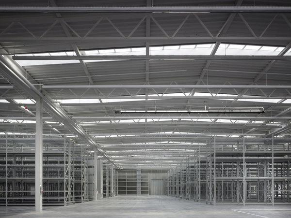 Kazuyo Sejima + Ryue Nishizawa / SANAA_Factory Building on the Vitra Campus