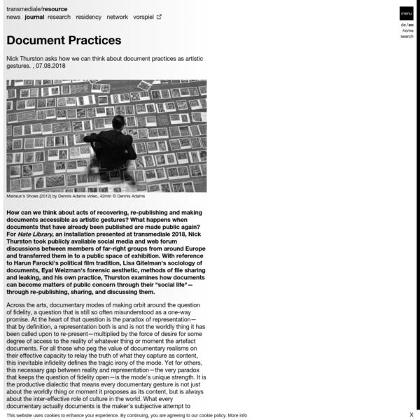 Document Practices
