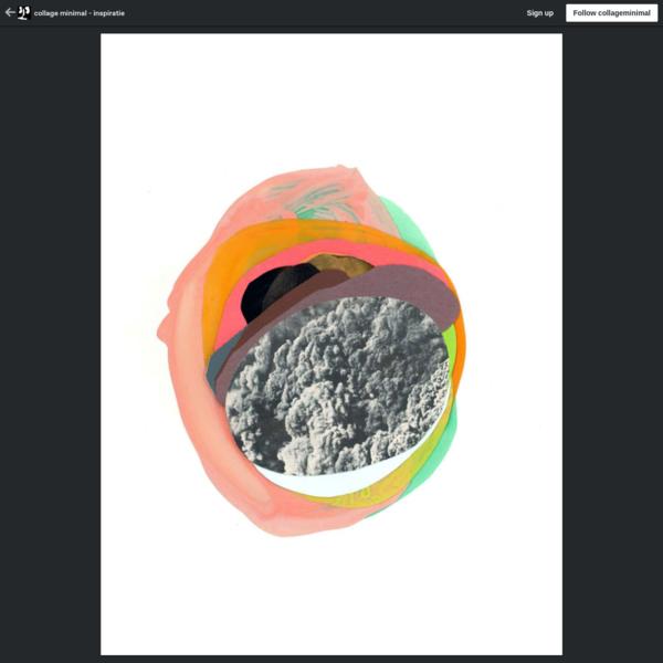 collage minimal - inspiratie: Photo