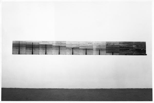 "Jan Dibbets - ""Flood Tide (Vloed)"" (1969)"