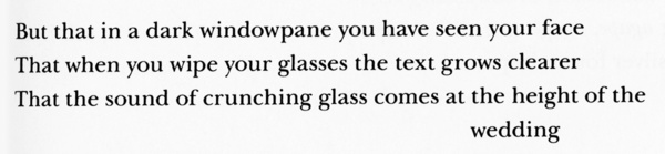 """Rich, Adrienne, excerpt from """"Transparencies"""" [2002], _Collected Poems 1950–2012_ (New York: W.W. Norton & Company, 2016), pp. 924–5."""