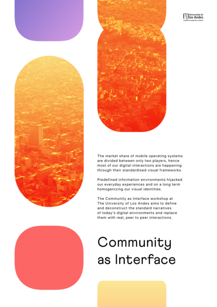 Community as Interface