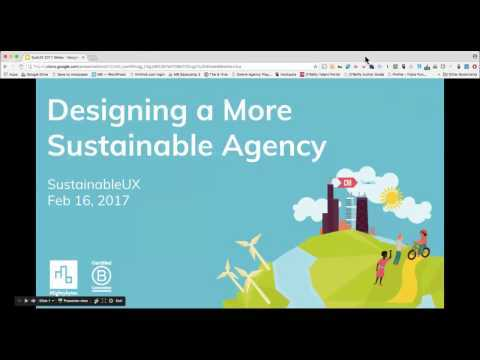 The Sustainable Design Agency, with Tim Frick