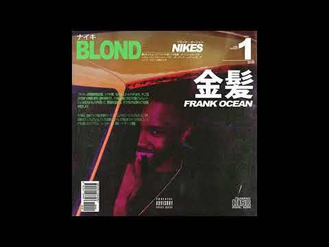 """Frank Ocean Sings """"Nikes"""" Without Auto tune. (MAGICAL)"""