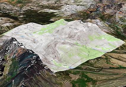 Overlay: terrain